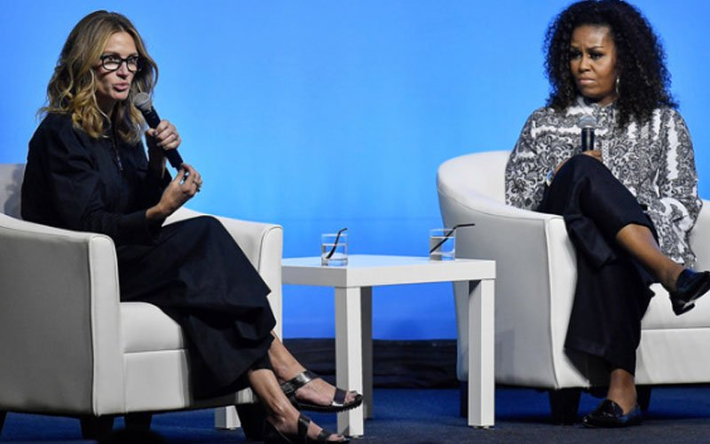 Michelle Obama in KL to stress importance of education for girls