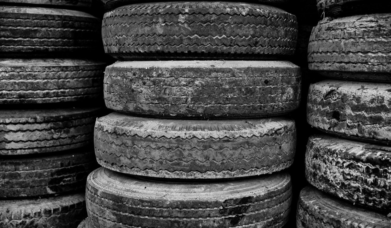 China drafts rules to encourage tyre recycling as part of anti-pollution efforts