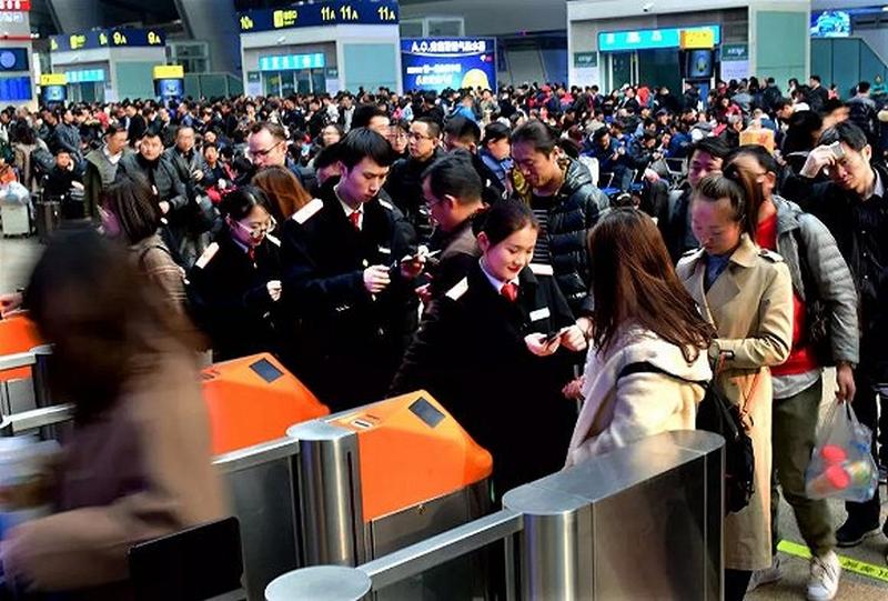 内地高铁将于春运全面推广电子票