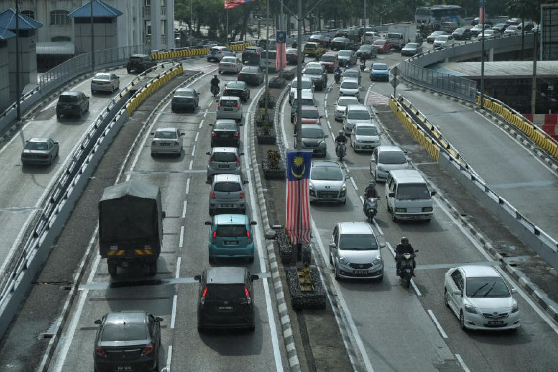 S$99 fines for errant motorists in Malaysia during Chinese New Year
