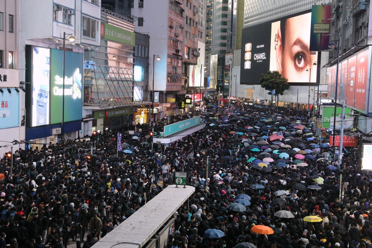 Could the Hong Kong democracy act spell the end of the city's US dollar peg?