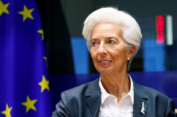 DealBook: Watching for Christine Lagarde's Stance as Head of E.C.B.