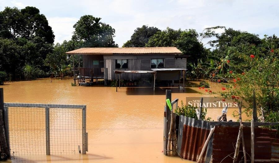 Sabah flood evacuees rise to 449