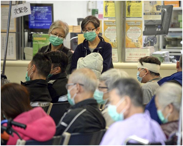 【流感肆虐】14公院爆满 明爱医院佔用率高达134%