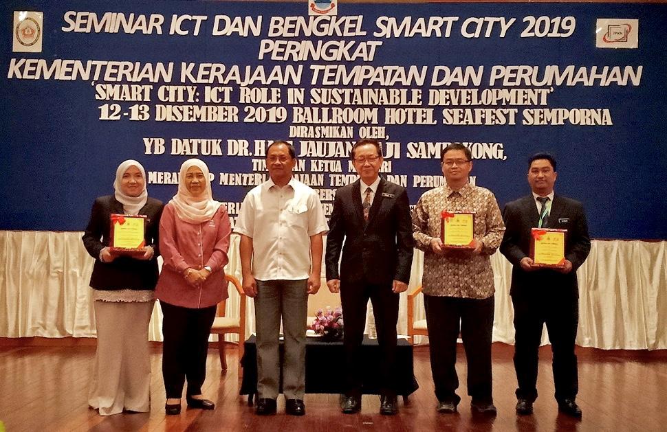 ICT crucial in hastening devt in Sabah – Jaujan