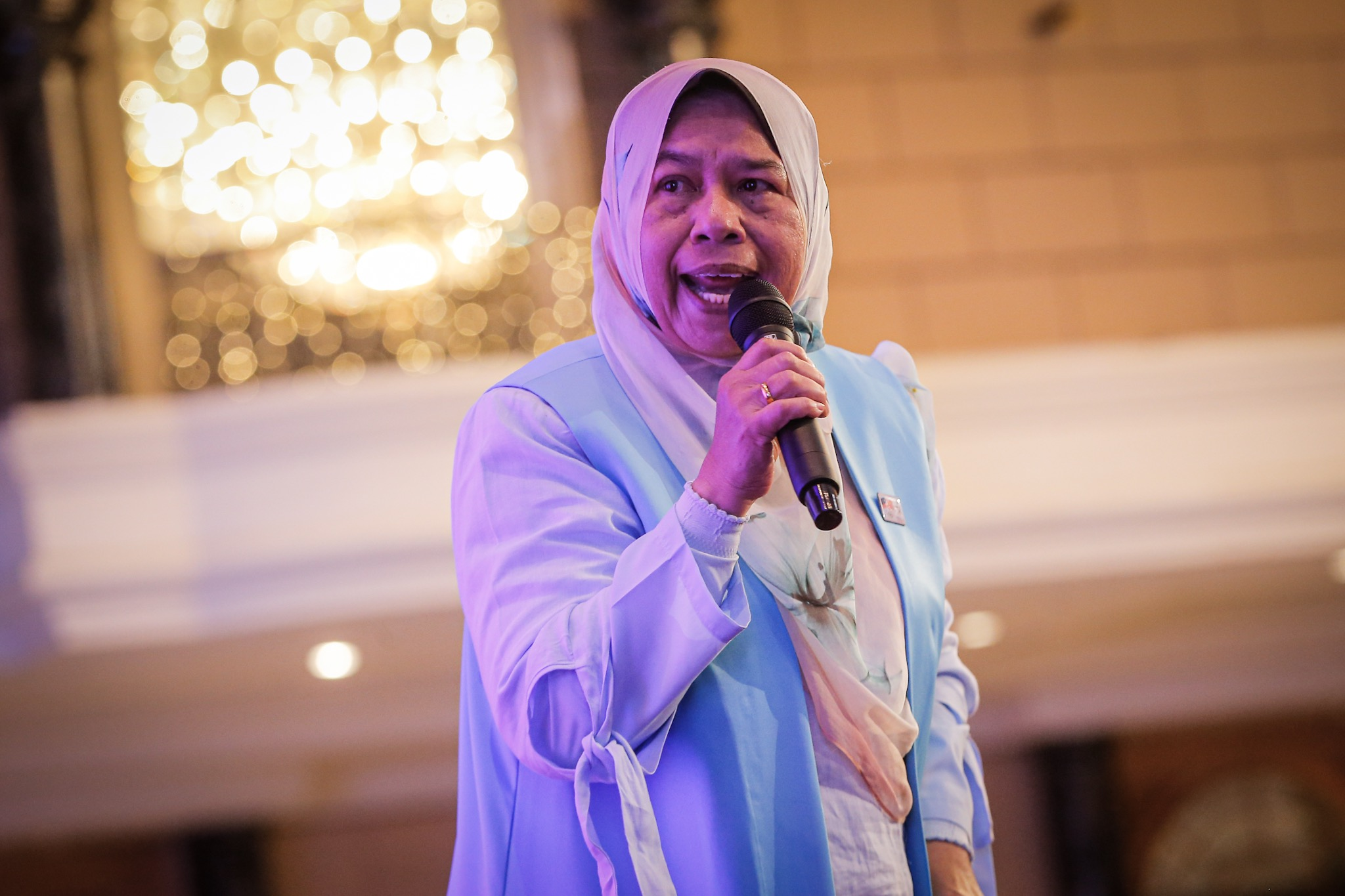 Sarawak PKR Women's wing questions if calls for Zuraida's sacking because of her gender