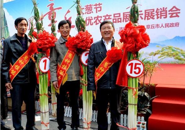 山东大葱高2.4米,比姚明还要高,山东人为何这么喜欢吃葱?