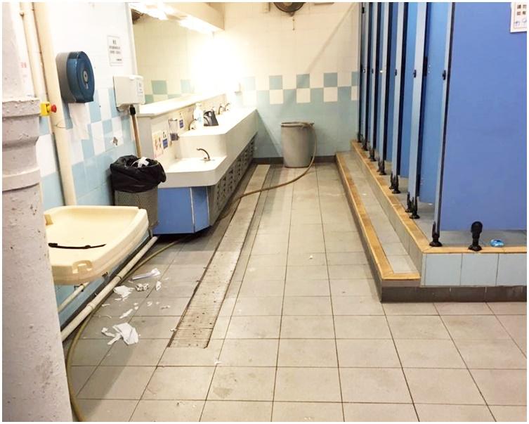 政府6亿翻新240公厕 开发App传送维修要求
