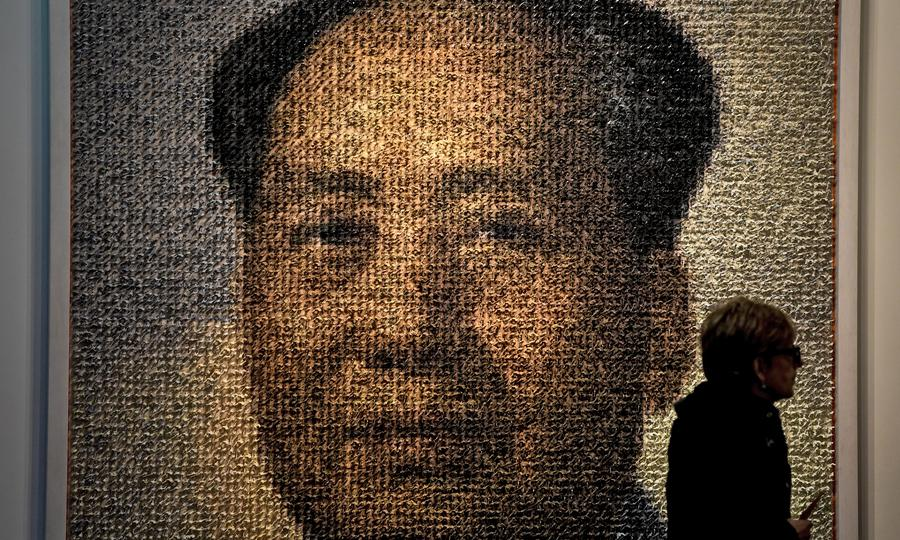 Chinese basketball team fined for Mao parody