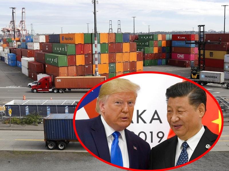 【中美贸易战】传将签首阶段贸易协议 外交部:协议必须是互利共赢