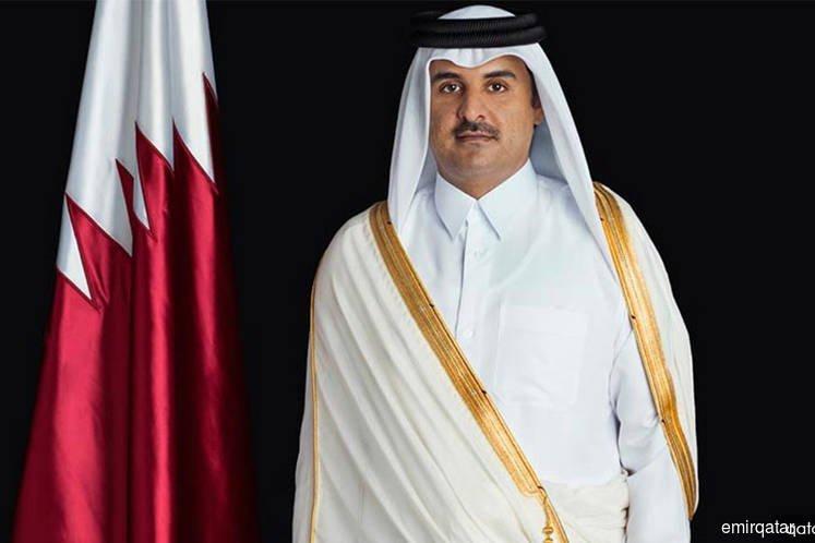 Emir of Qatar praises Malaysia for organisng KL Summit