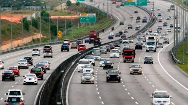 Full closure on Sungai Besi Highway Km11.0-Km11.3 to be extended