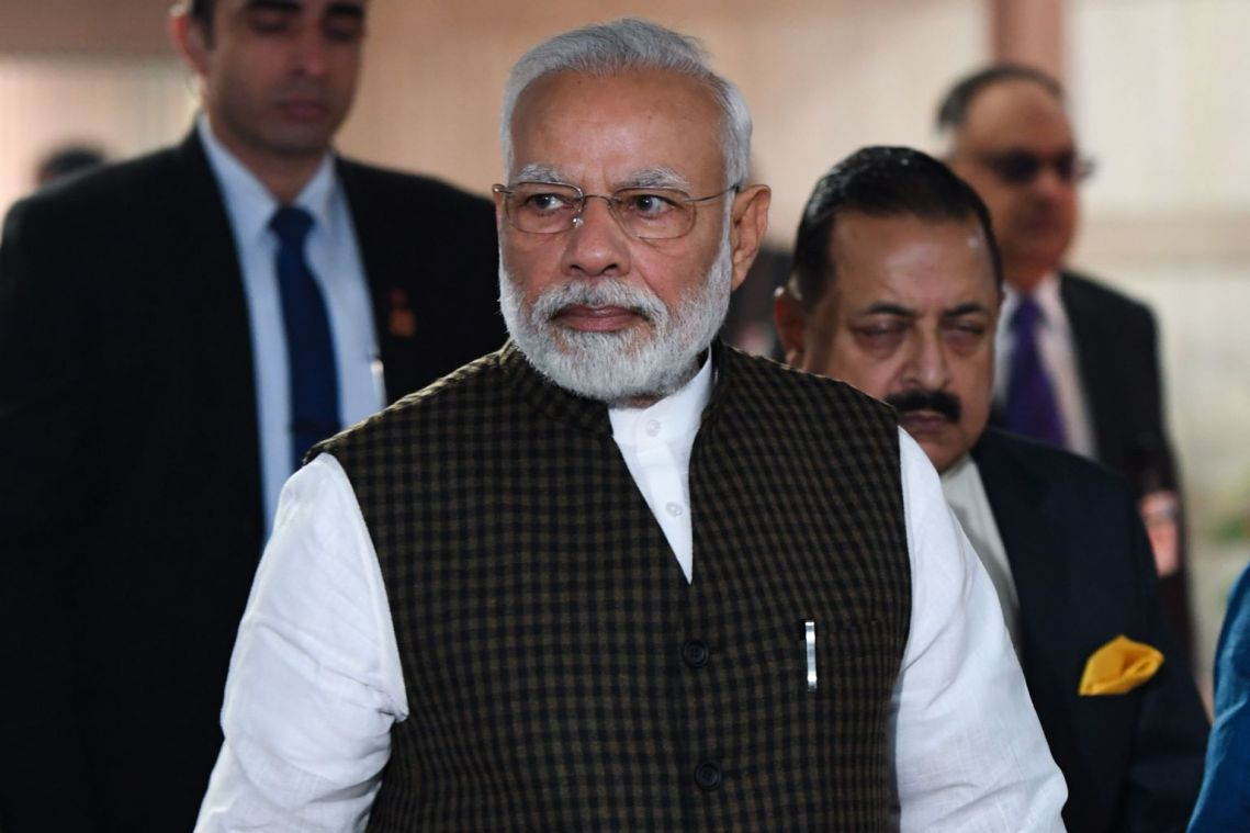 Indian PM Narendra Modi risks losing focus on economy as protests build against citizenship law