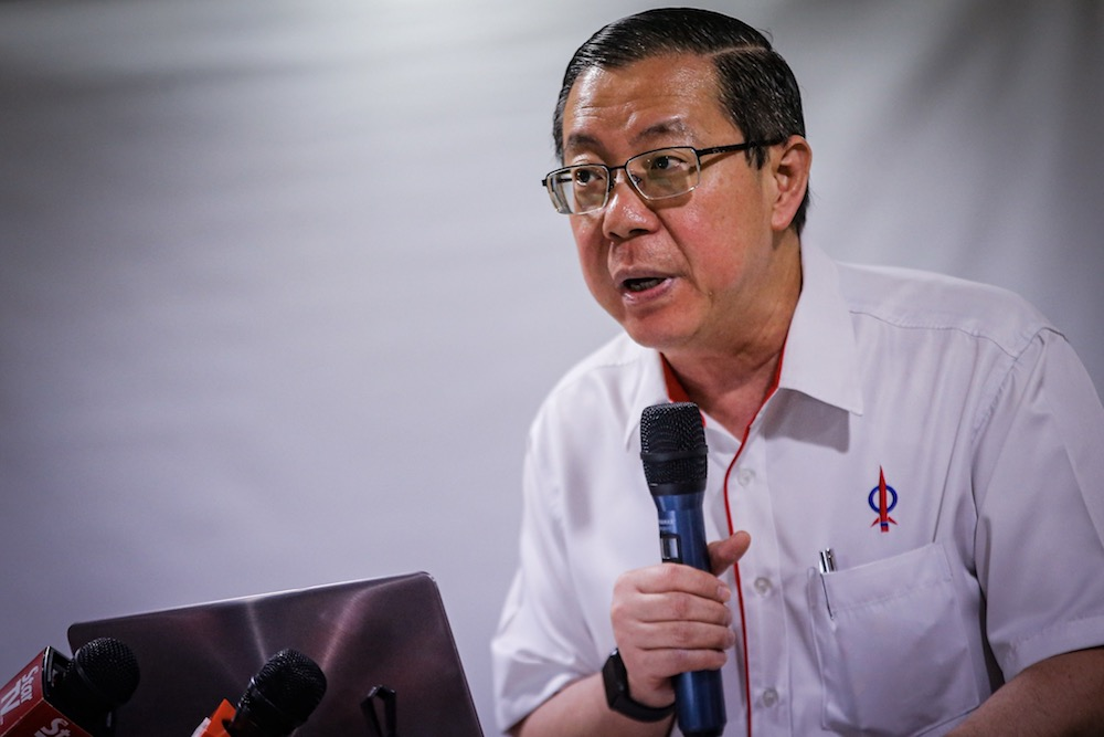 With eye on GE15, Guan Eng tells Pakatan to win critics with compassion instead of more hate