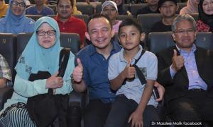 Maszlee's movie review: Ejen Ali an inspiration for children