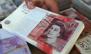 Pound surges on Brexit expectations after Tory election win