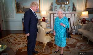 Queen Elizabeth to set out PM Johnson's agenda on Thursday