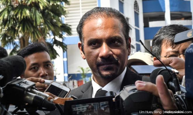 阿兹拉指控极严重,阿旦家属律师促重查命案
