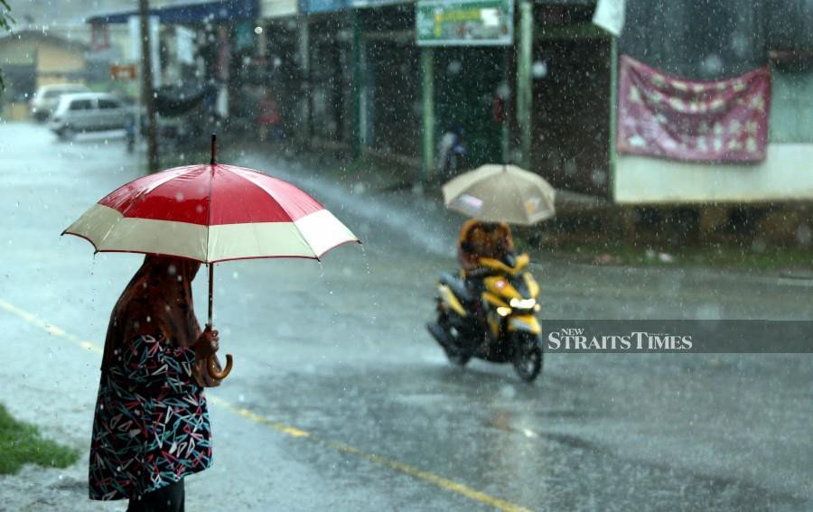 Severe weather warning issued for Johor, Pahang, N Sembilan