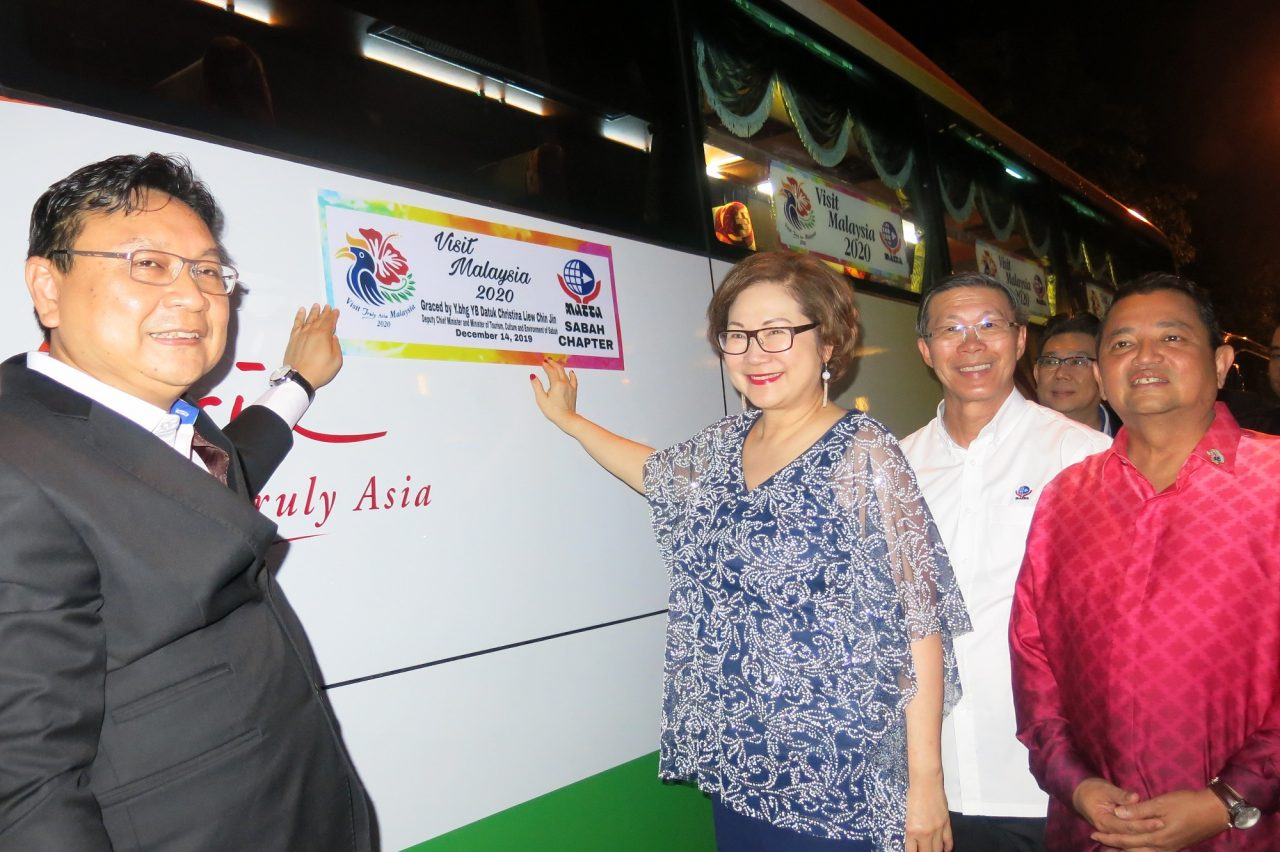 Time for Sabah to take over tourism licence issuance – Christina