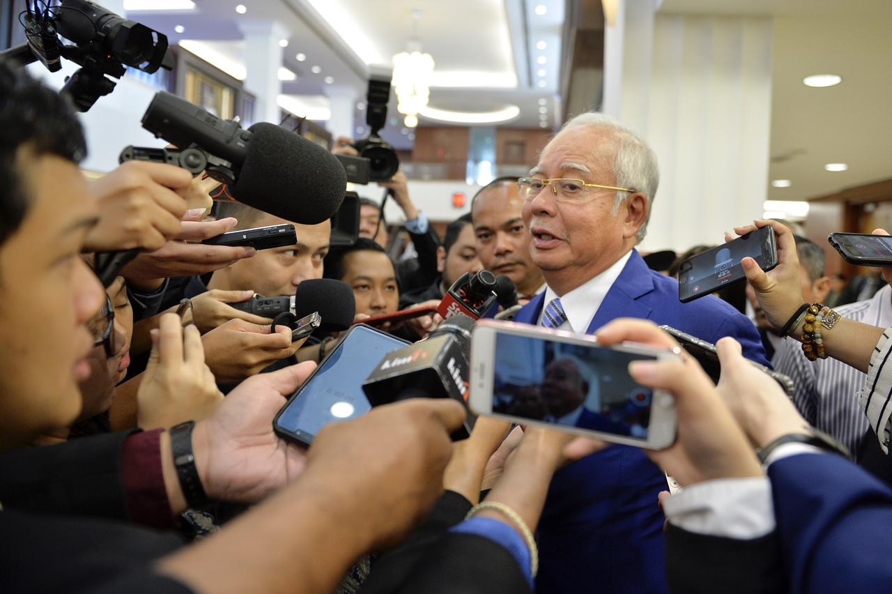 Report: Najib rubbishes death row inmate's claim he ordered Altantuya killed