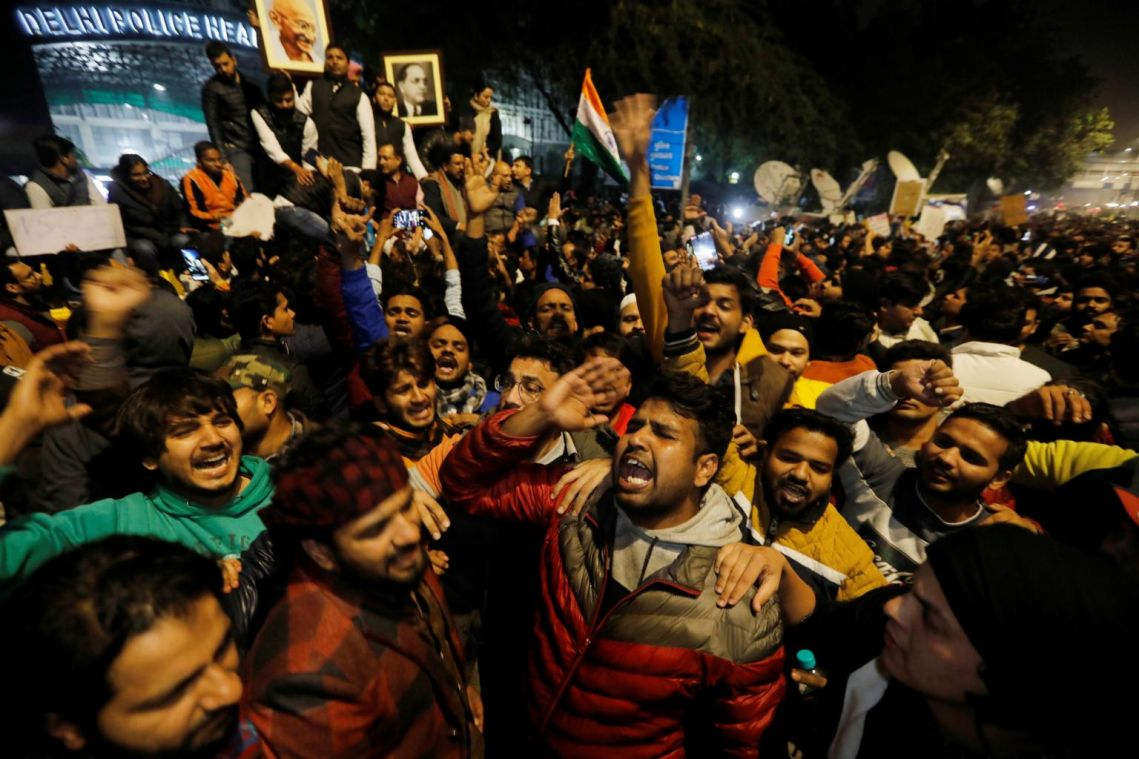 India braces for more protests as anger grows against new religion-based citizenship law