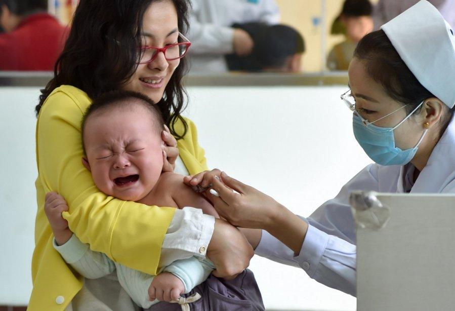 防小儿麻痹症 沙童额外注射疫苗