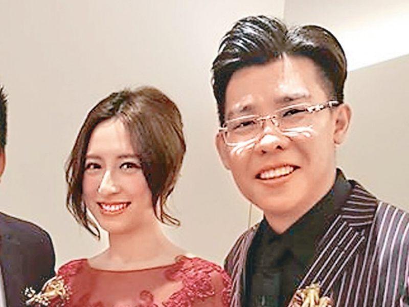 Katy Kung denies dating wealthy Malaysian businessman