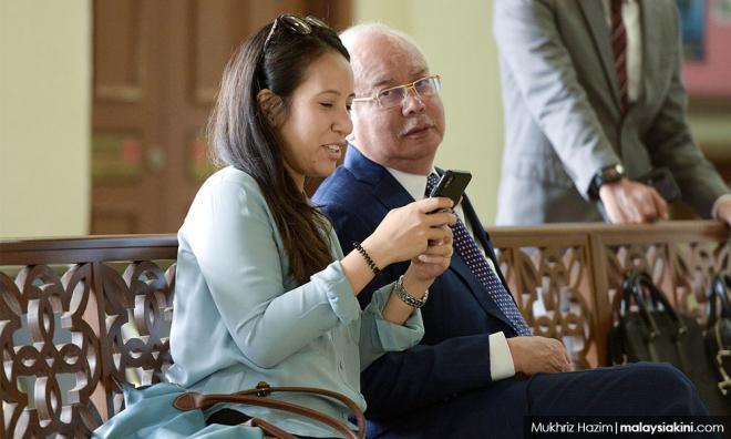 法庭允纳吉妻女检查扣押物品,两周内需完成