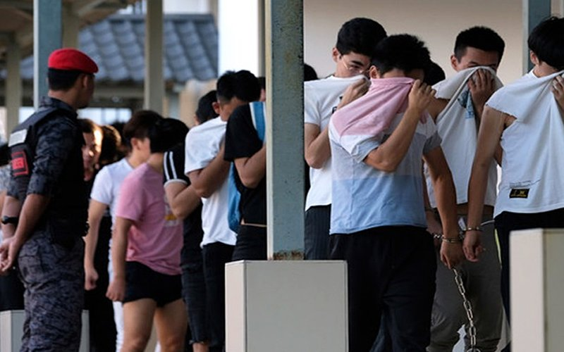 152 Chinese nationals, Bangladeshi fined for immigration offences