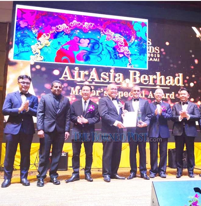 Miri Mayor Awards 2019 honour key contributors to Miri's development
