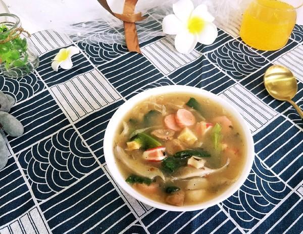 天气越冷越该喝的汤,驱寒暖身,步骤简单易做,回味无穷
