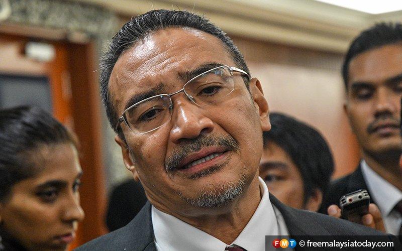 Hishammuddin to face Umno disciplinary hearing