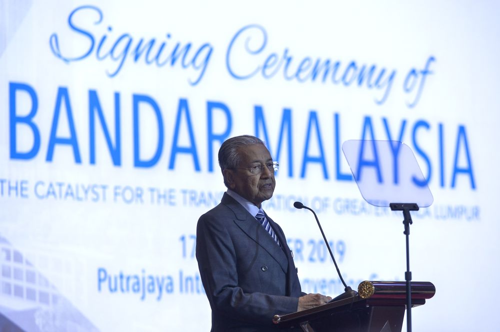 PM: Bandar Malaysia will not be exclusively for the rich