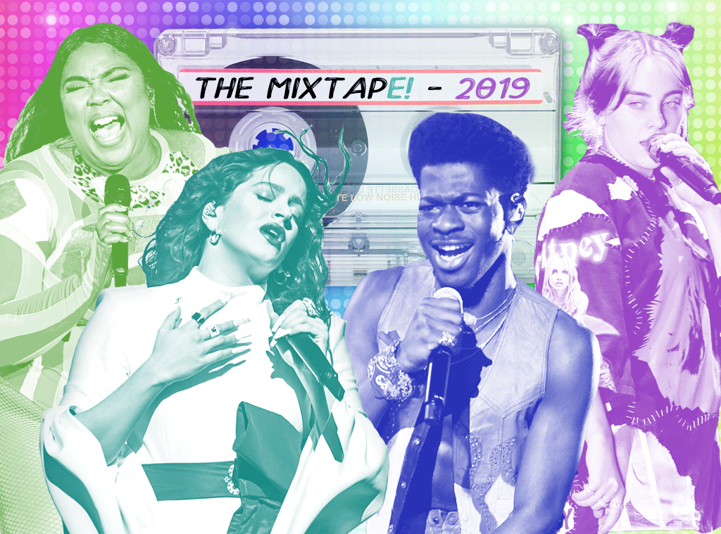 The MixtapE! Year-in-Review Presents the Biggest Songs of 2019