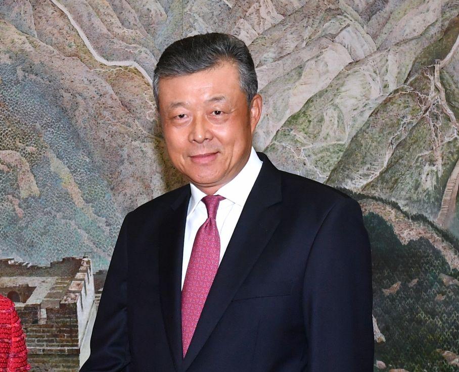刘晓明冀澳门作为明灯 照亮香港前进道路
