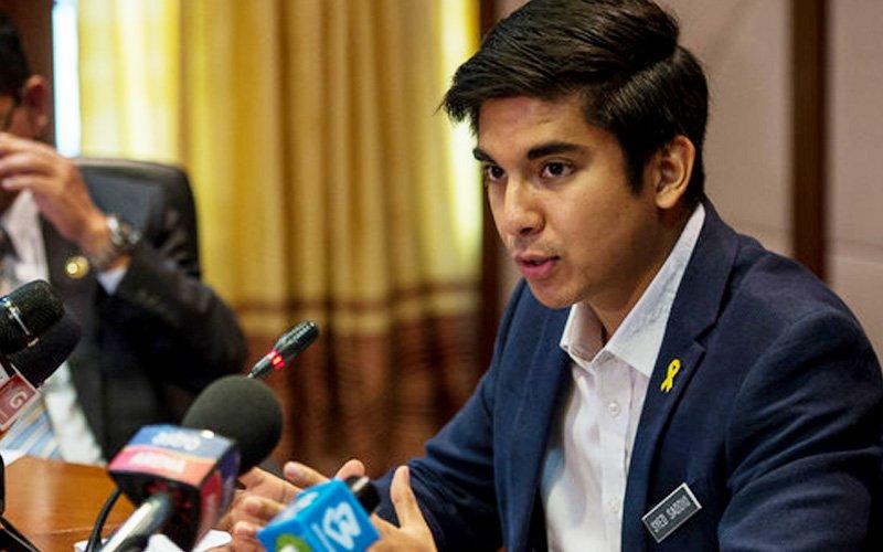 Syed Saddiq says sorry for SEA Games failure