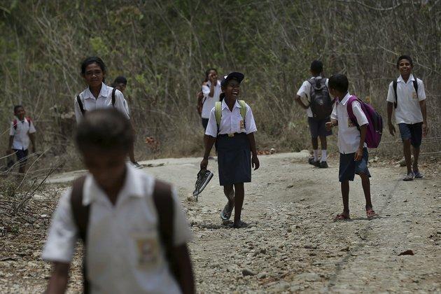Indonesia Education Lags Behind Region
