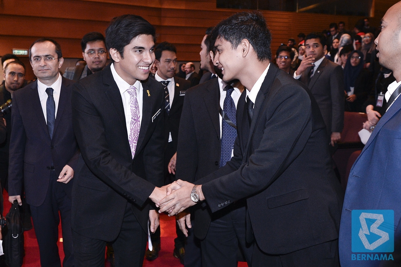 Need to engage young people in decision-making – Syed Saddiq