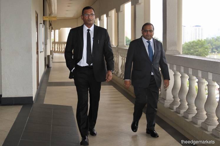 Samy Vellu's mistress says want to intervene in mental health case