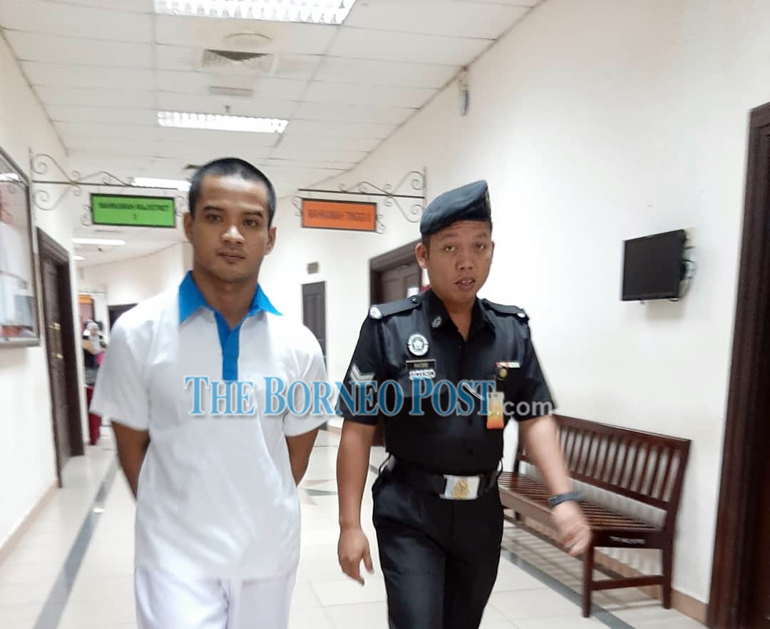 Unemployed man gets 20 years in jail, whipping for robbery