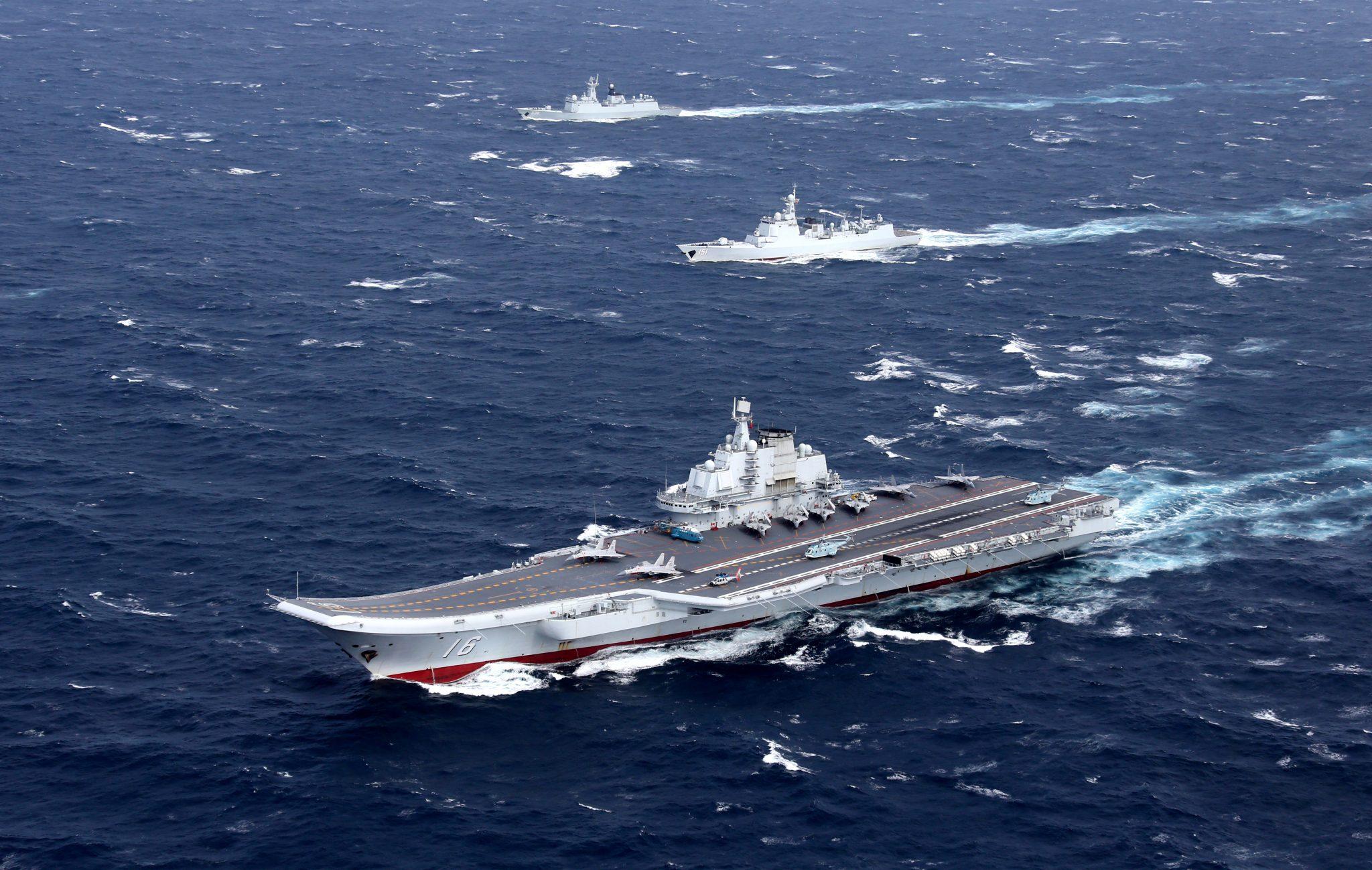 A South China Sea cauldron in 2020?