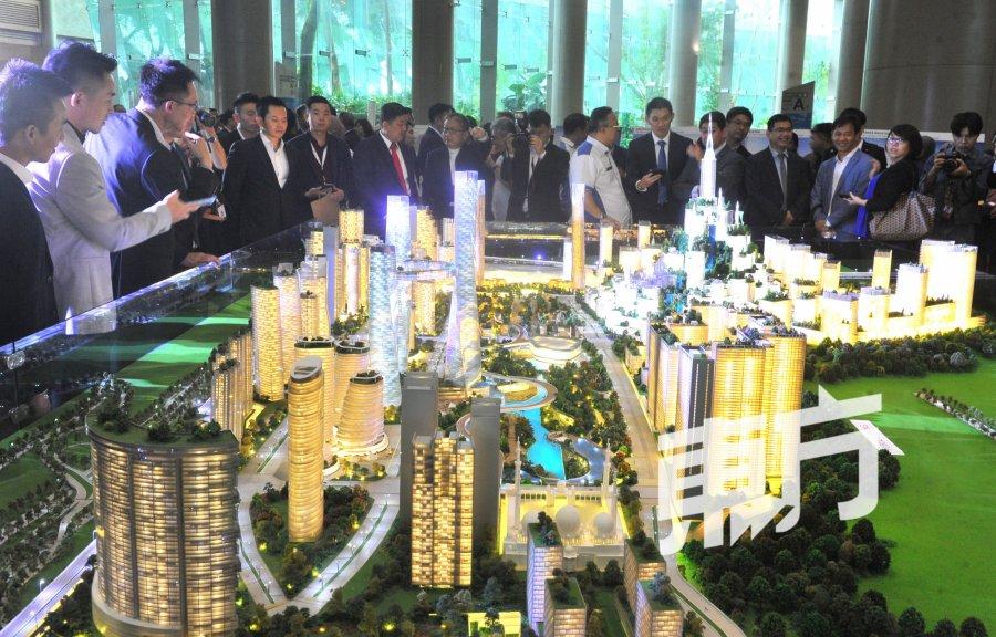 大马城以人为本 促进国家经济增长