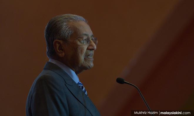 抨印度公民权修订案,马哈迪批歧视穆斯林