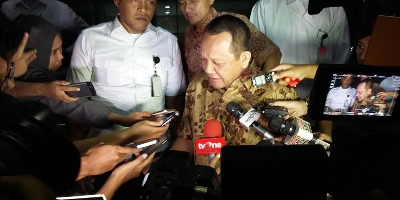 Former Supreme Court secretary accused of accepting Rp 46b in bribes
