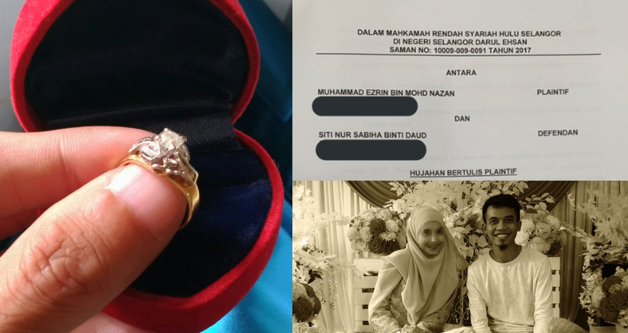 M'sia man sues ex-fiancee who spent nearly S$10k on wedding & cheated on him, wins lawsuit
