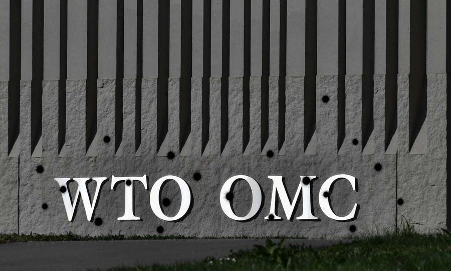 WTO caught in crossfire of US-China trade war