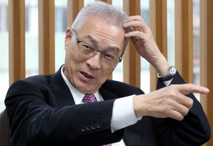 【台湾总统大选】选举在即吴敦义再失言 批蔡英文是倒霉女人