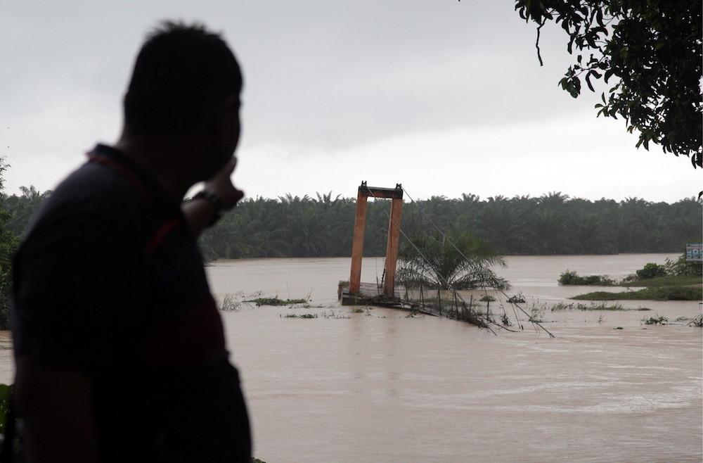 Evacuees in Kelantan, Terengganu rise following second wave of floods