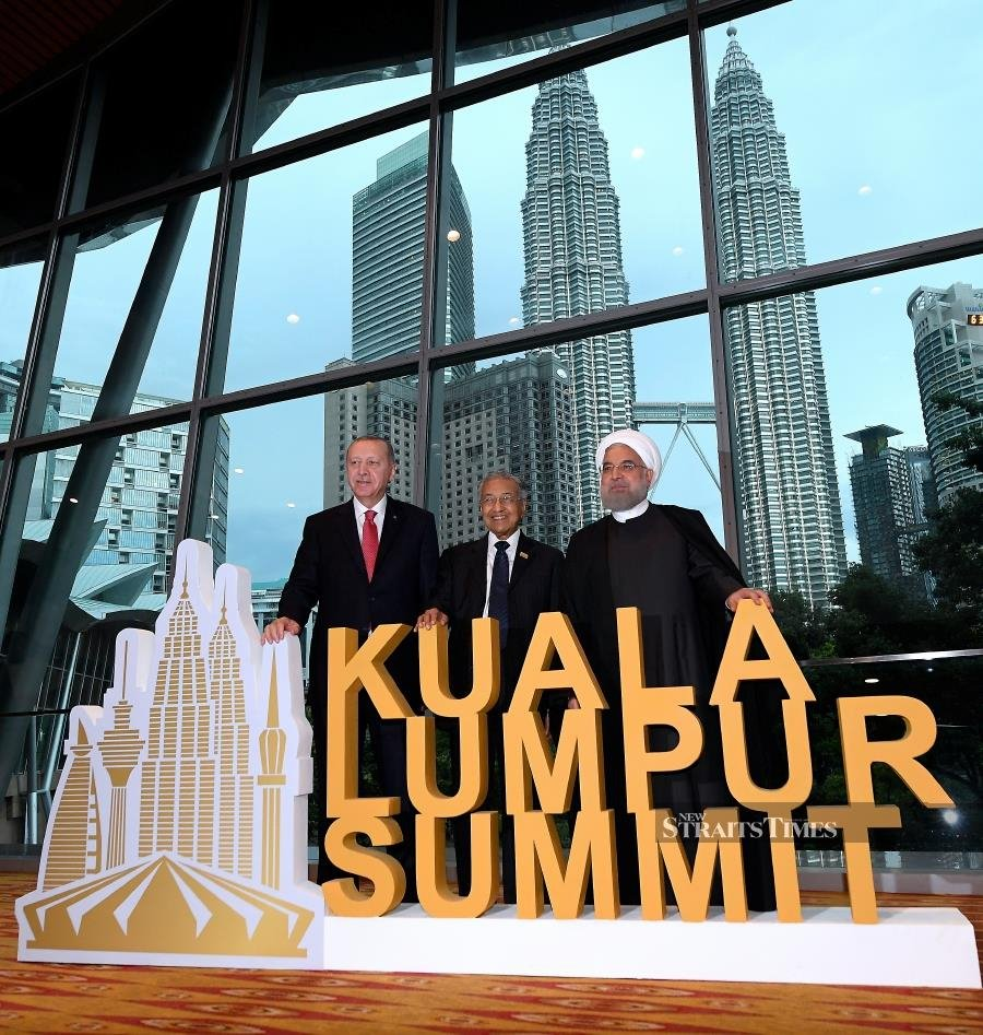Dr M: Islamic world can become as powerful as EU